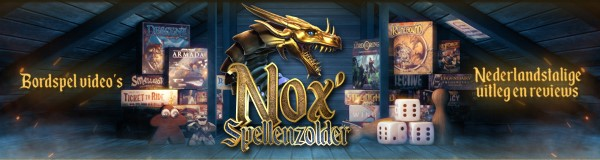 Review over 12 Realms van Nox' Spellenzolder