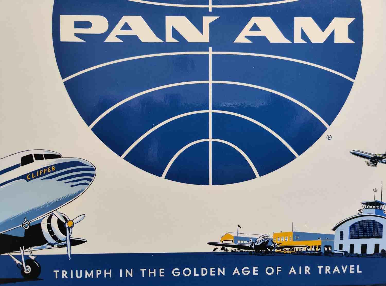 Afbeelding van het spelletje Pan Am - The Game - Bordspel